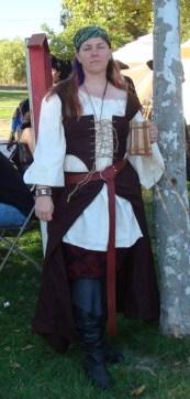Pirate Shirt For Women