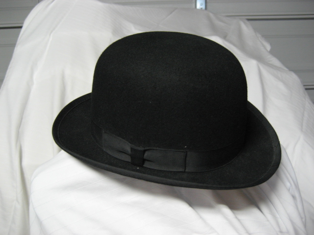 how to make a mini bowler hat