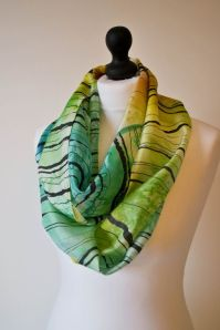 Emily Magone infinity scarf