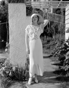 Myrna Loy in When Ladies Meet - 1934