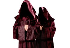 Headless Monks From Doctor Who